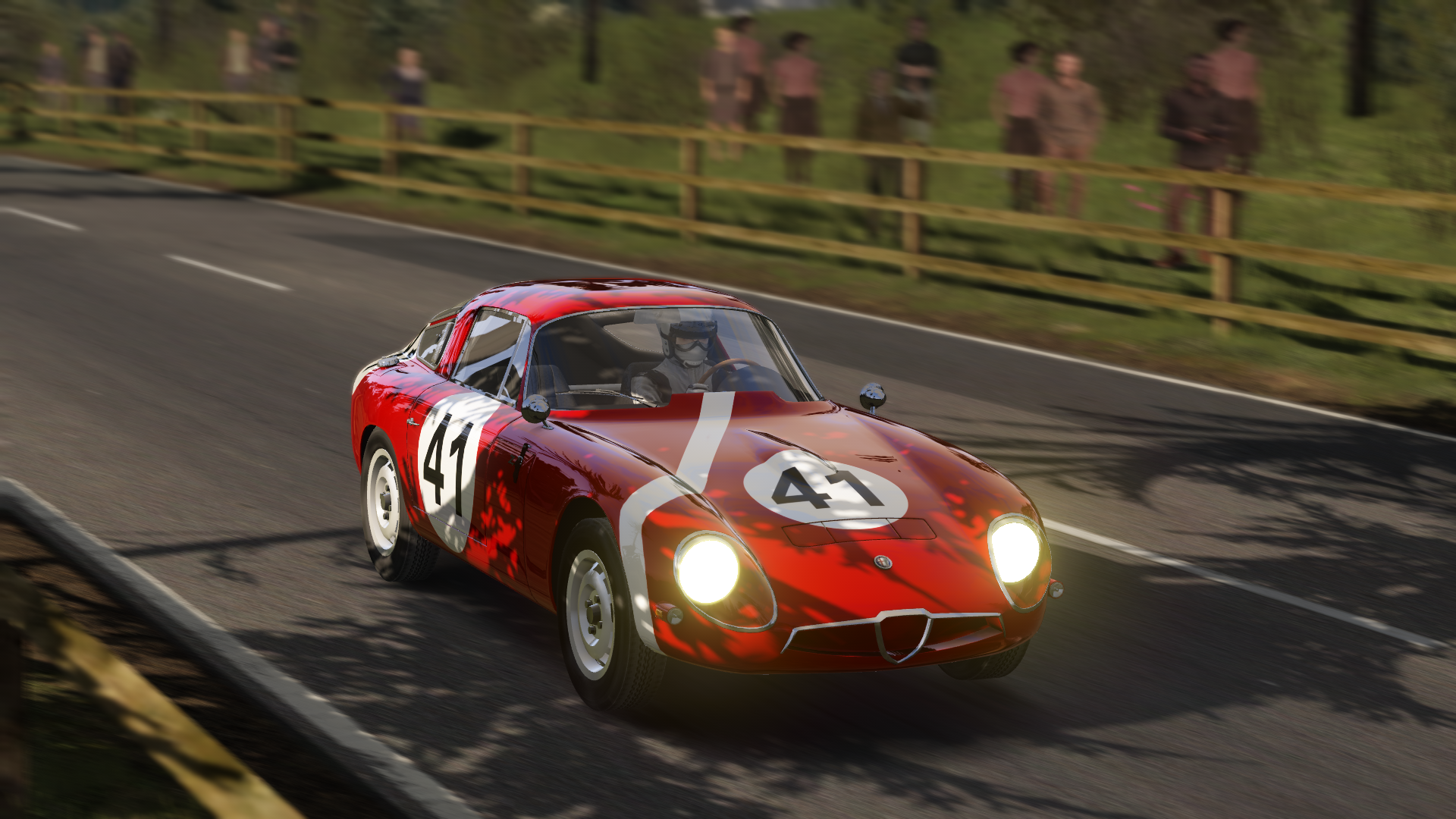 Alfa Romeo Giulia TZ -63 - looking for modder! Tz